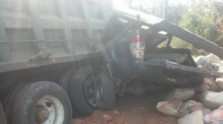 Twins, 3 Others Perish In Anambra Auto Crash