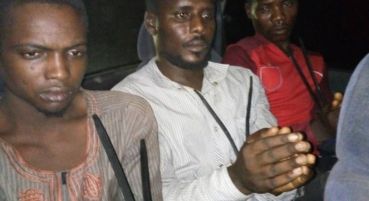 Wanted Boko Haram Terrorist, Three Others Arrested