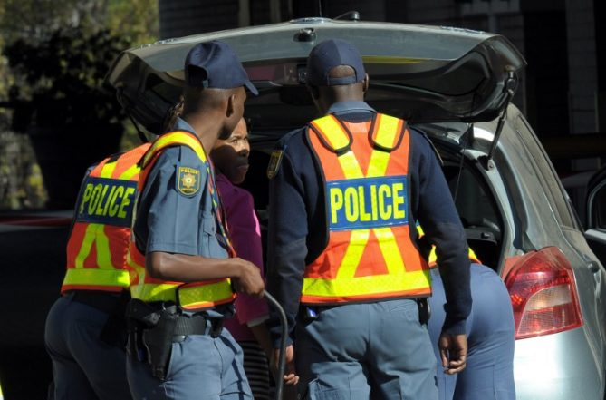 South African Police Officer Allegedly Shoots Dead Nigerian