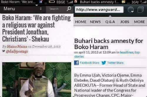 APC In Cahoots With Both Herdsmen And Boko Haram?