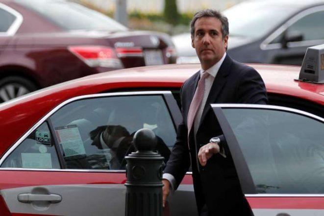 F.B.I. Raids Office of Trump's Longtime Lawyer Michael Cohen
