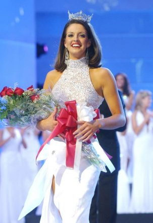 Former Miss America Deidre Downs Gunn marries same-sex partner in Alabama wedding