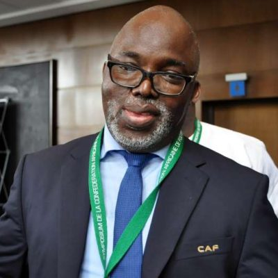 Pinnick dismissed as CAF Vice President