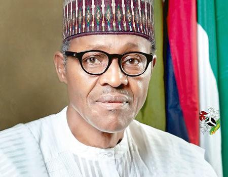 Breaking News: Buhari Declares For 2019