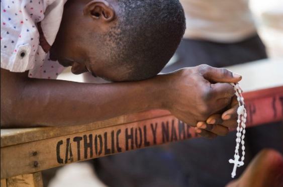 Gunmen Kidnap Catholic Priest In Kogi
