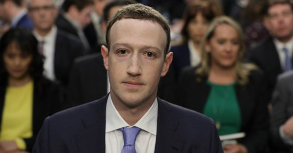 I'm sorry for data abuses, Zuckerberg tells US lawmakers