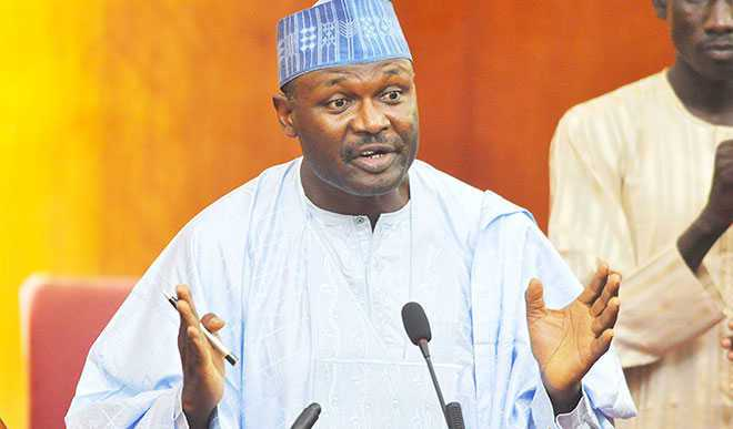 Nobody Can Stop 2019 Elections – INEC Chairman
