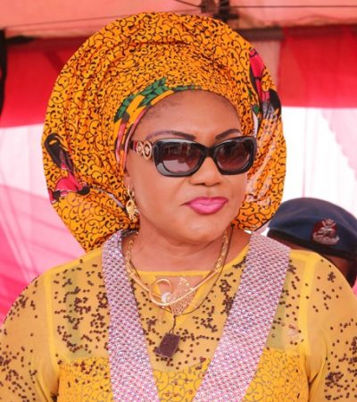 Time to Save our Children or Lose the Future to Drugs – Mrs Obiano
