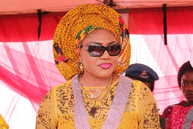 Mrs Obiano Warns Fraudsters Using Her Name For APGA Ticket