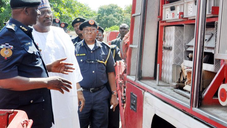 Turning Point At The Federal Fire Service – By Evelyn Kasang Bako
