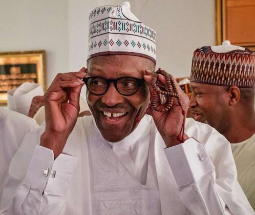 Seeking A Second Term In Office Borne Out Of Will To Serve, Not For Personal Gain – President Buhari