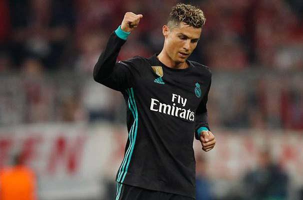 Ronaldo Sets New Champions League Win Record