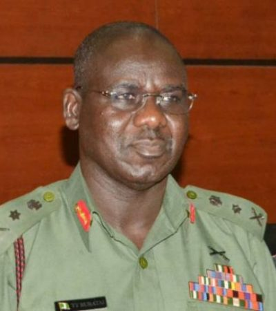 Buratai: Redefining The New Spirit Of Service To Humanity – By Esther Okpabi