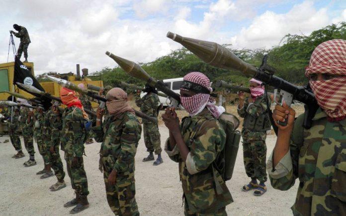Five Shabaab killed in US strike in Somalia