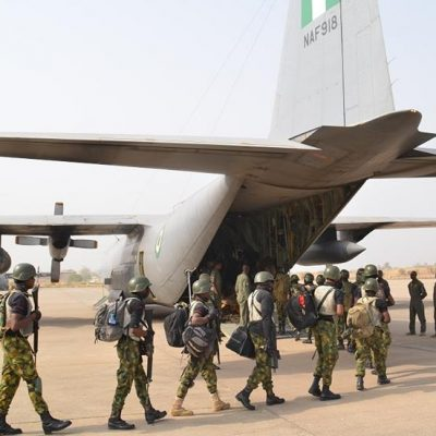 NAF trains 20 air provosts in advance crime scene investigation