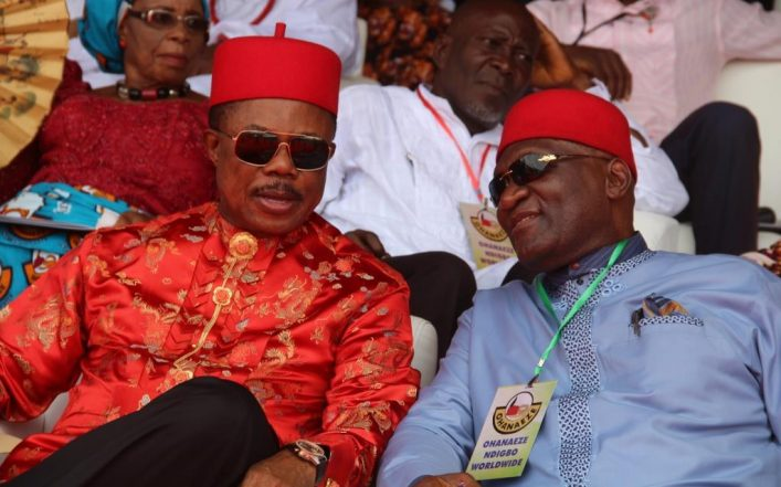 Images From Ohaneze Zonal Summit In Awka