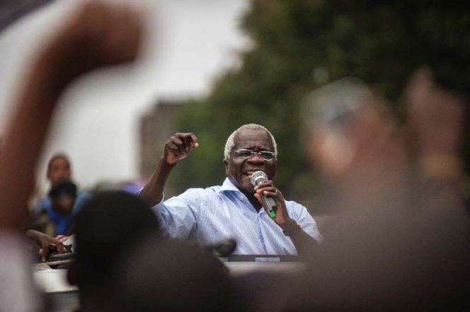 Mozambique rebel leader Dhlakama dead