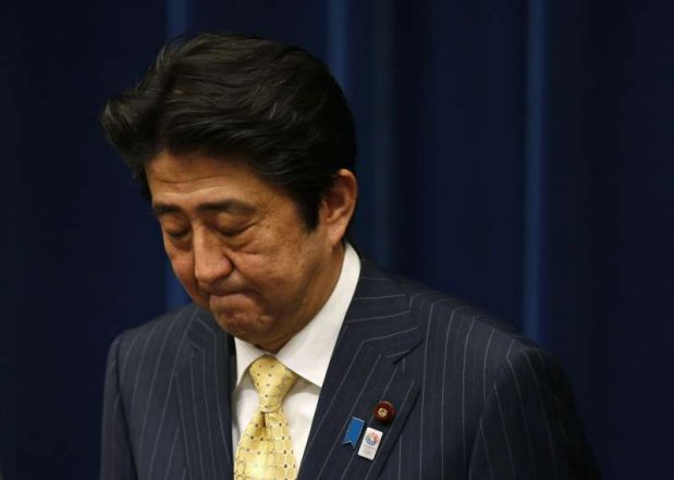 Israel offended Japan's prime minister by serving him dessert out of a shoe, which Japanese people 'despise'