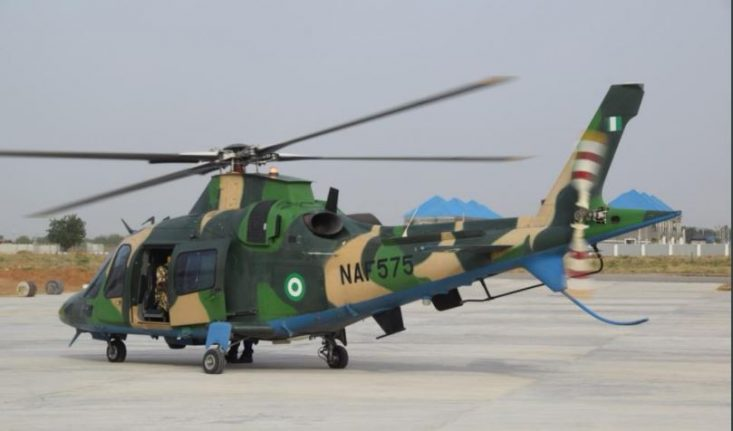 Helipad Attack: Airforce Beefs Up Security Around Airforce Helipad