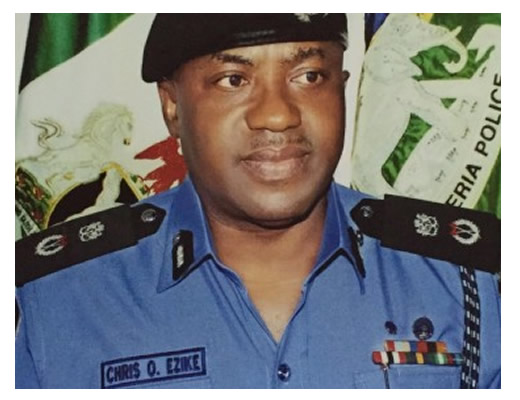 Rights Group Demands Reverse Of Removal Of Imo CP, Ezike