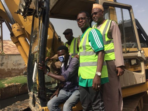 Kano Earmarks N89m for Dredging Drainages