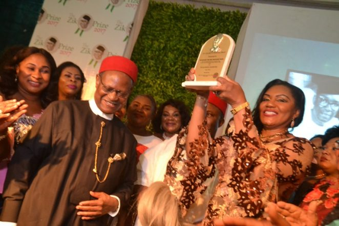 Anambra House Congratulates Osodieme On Zik Prize For Leadership Award