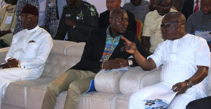 Images From The 1st Warri Economic Summit Held In Warri, Delta State