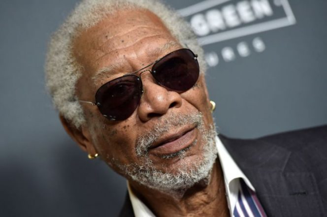 Hollywood star Morgan Freeman accused of sexual harassment by eight women
