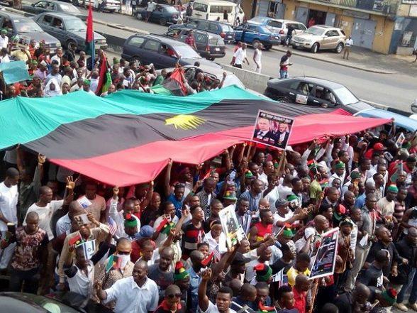 IPOB Declares May 30 Sit At Home: Calls Southern Kaduna, Middle Belt, Yoruba To Join