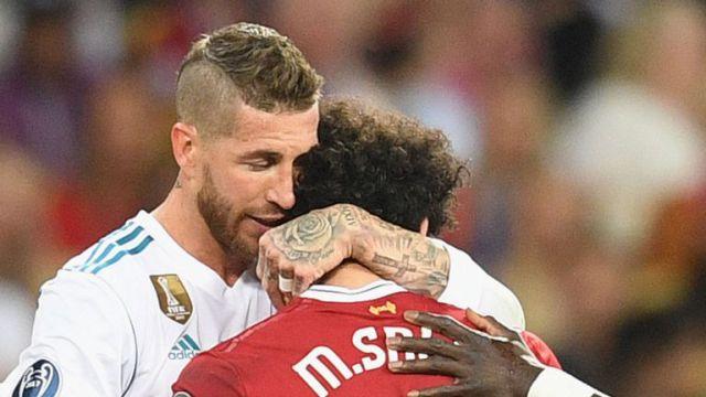 Lawyer Sues Ramos £1bn Over Salah Tackle