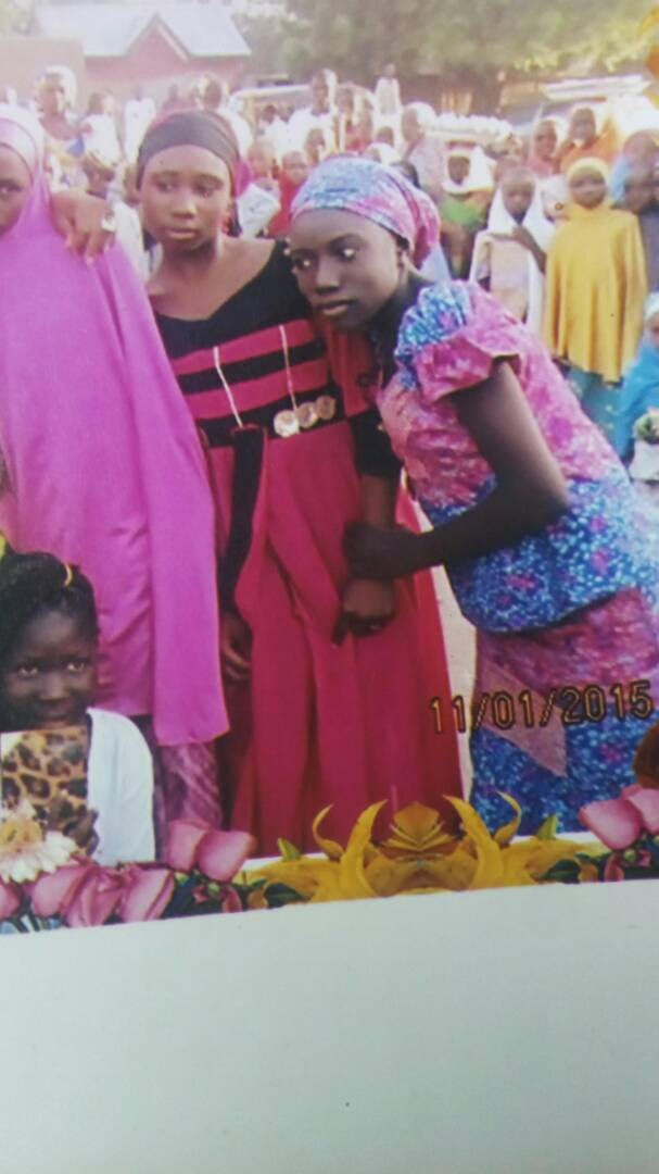 Leah Sharibu's Brother Relocated To Safety As World Marks Leah's Birthday; New Photo Of Leah Sharibu Released