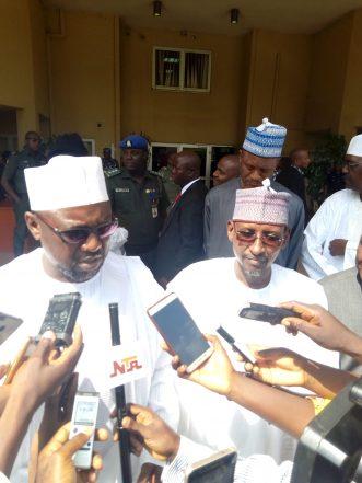 """""""Buhari Has Already Won 2019 Election"""" – Gov. Abubakar Boasts"""