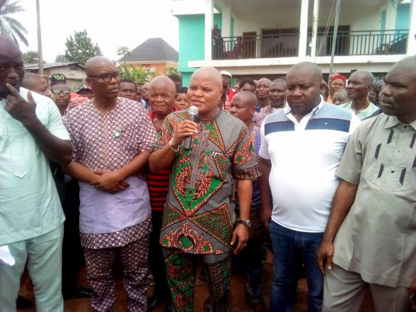 Araraume Leads Ward Delegates To Elect APC LG Excos In Isiala Mbano