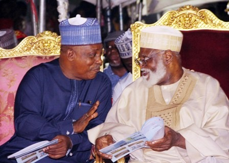 Images From Abdulsalami Abubakar Project Commissioning in Rivers State