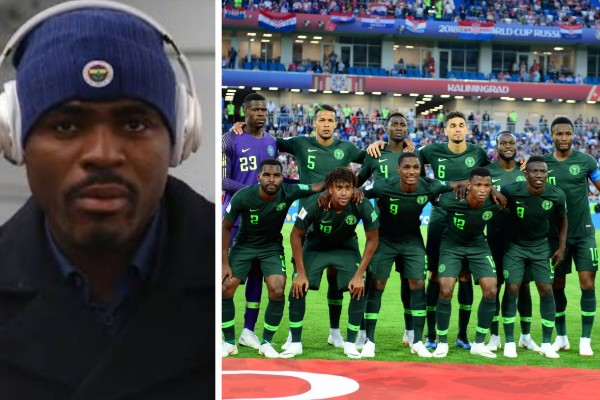 Ezenwa In, Abdullahi Out: How Emenike Wants Super Eagles To Line Up Vs Iceland