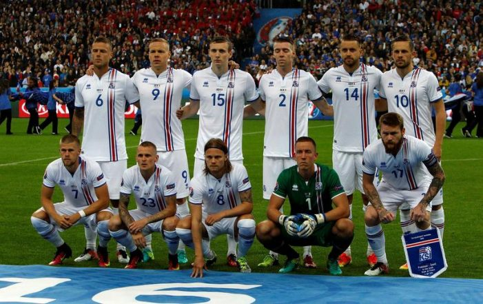 World Cup: Iceland's players will be allowed to have sex ahead of their match against Nigeria