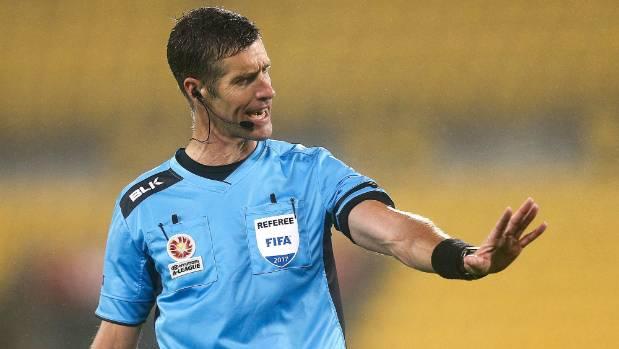 New Zealand Ref Conger, Familiar To Nigeria, To Handle Super Eagles Vs Iceland Clash