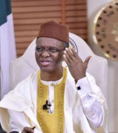 Breaking News: El-Rufai's Ally, Uba Sani Drags APC To Court Over APC Kaduna Central Senate Primary