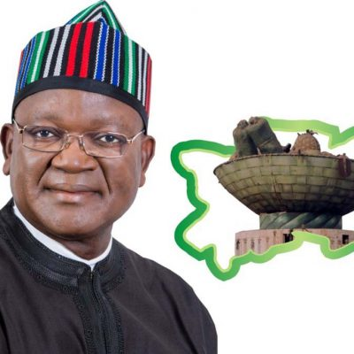 WYD: Ortom, Wife Urge Benue Youths To Shun All Forms Of Vices