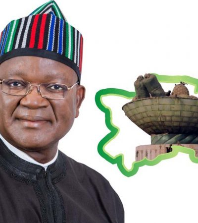 Ortom Swears In 23 Caretaker Chairmen, Task Them On Salaries, Security