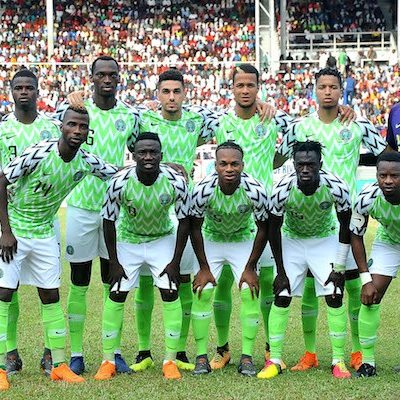 Super Eagles missing Supporters Club in Egypt due to visa hitch — Chairperson