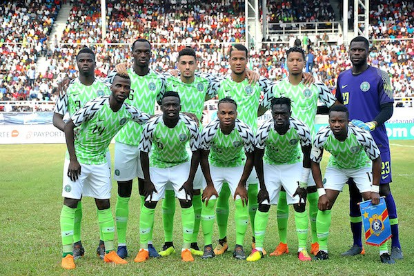Eagles To Land In Russia June 12