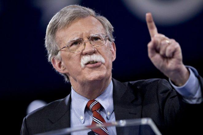 The Threatening Shadow of John Bolton over the Korean Peninsula