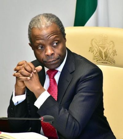 VP Osinbajo, Clarify Your Position On Brutal Assaults On The Judiciary