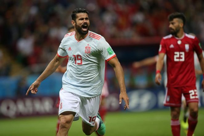 Spain Narrowly Defeat Iran in 2018 World Cup, Join Portugal Atop Group B