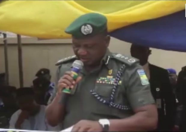 """""""Why We Shot At The PDP Rally In Ekiti"""" – Police"""