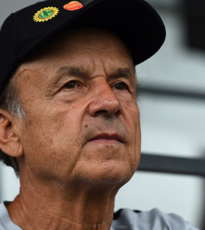 Rohr says he's already preparing Eagles for 2021 AFCON qualifiers
