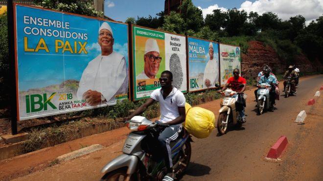 Mali election: Militia mayhem threatens vote