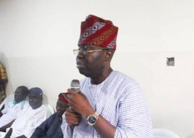 Senator Akanbi: I'm Still In APC, My Name Wrongly Included In Defectors List