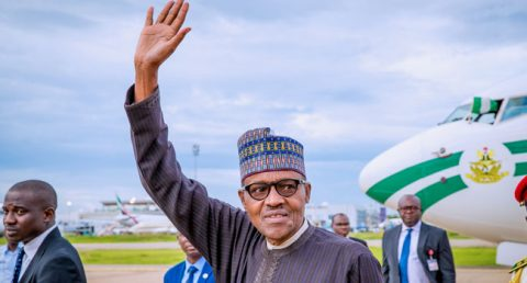 President Buhari To Proceed On 10-Day Holiday